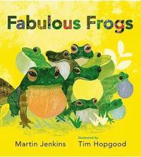 bokomslag Fabulous Frogs