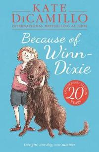 bokomslag Because of Winn-Dixie