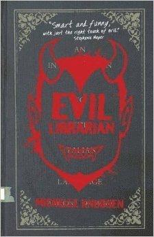 bokomslag Evil Librarian