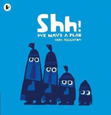 bokomslag Shh! we have a plan