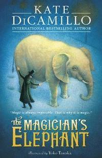 bokomslag The Magician's Elephant