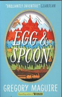 bokomslag Egg & Spoon