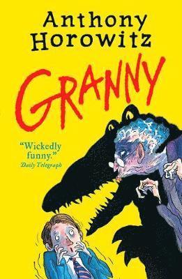 bokomslag Granny