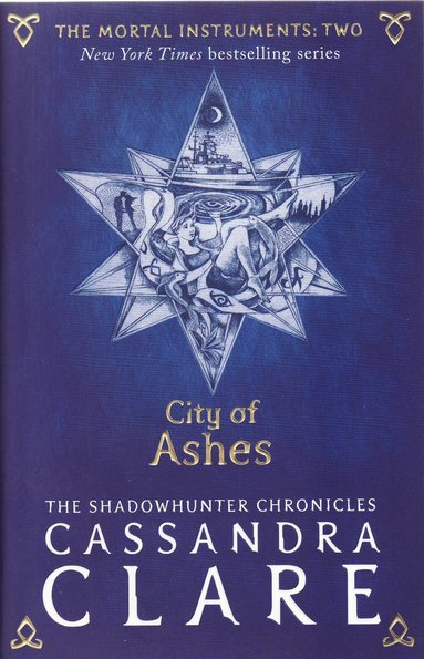 bokomslag Mortal instruments 2: city of ashes