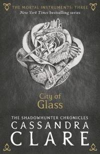 bokomslag Mortal instruments 3: city of glass