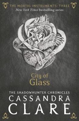 bokomslag Mortal instruments 3: city of glass