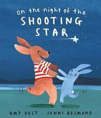 bokomslag On the night of the shooting star