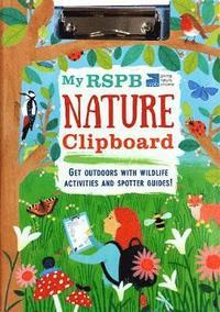 bokomslag My RSPB Nature Clipboard