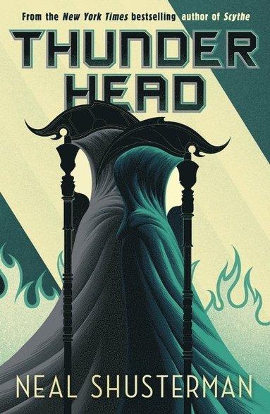 bokomslag Thunderhead (2)