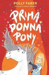 bokomslag Prima Donna Pony