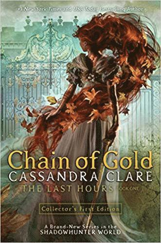 bokomslag The Last Hours: Chain of Gold