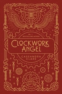 bokomslag The Infernal Devices 1: Clockwork Angel
