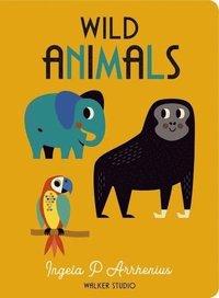 bokomslag Wild Animals