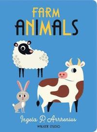 bokomslag Farm Animals