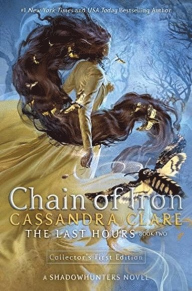bokomslag Chain of Iron - The Last Hours