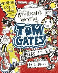 bokomslag Brilliant world of tom gates