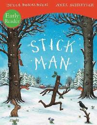 bokomslag Stick man early reader