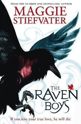 bokomslag The Raven Boys