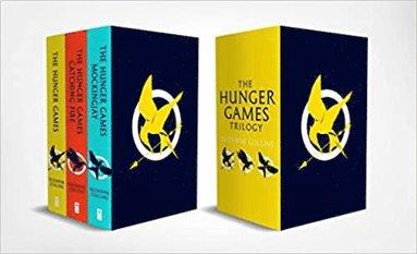 bokomslag The Hunger Games Trilogy Classic Box Set