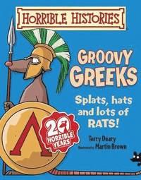 bokomslag Groovy Greeks