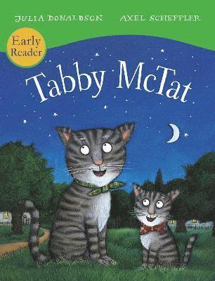 bokomslag Tabby mctat (early reader)