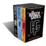 bokomslag HUNGER GAMES TRILOGY  boxed set