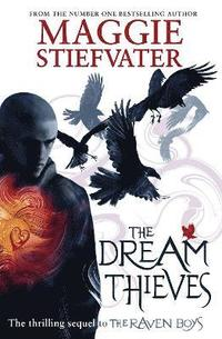 bokomslag The Dream Thieves