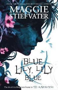 bokomslag Blue Lily, Lily Blue