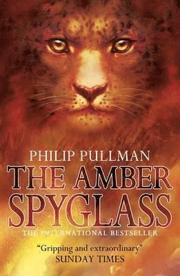 bokomslag The Amber Spyglass