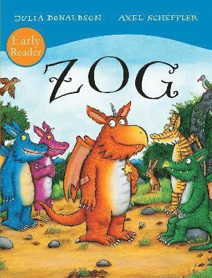 bokomslag Zog early reader