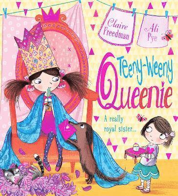 bokomslag Teeny-weeny Queenie