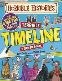 bokomslag Terrible Timeline
