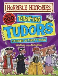 bokomslag Terrifying Tudors