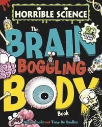 bokomslag The Brain-Boggling Body Book
