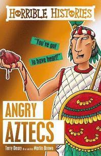 bokomslag Angry Aztecs