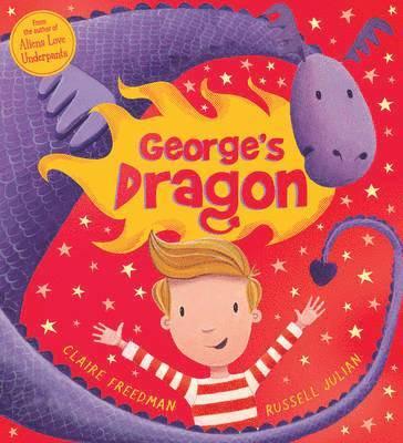 bokomslag George's Dragon