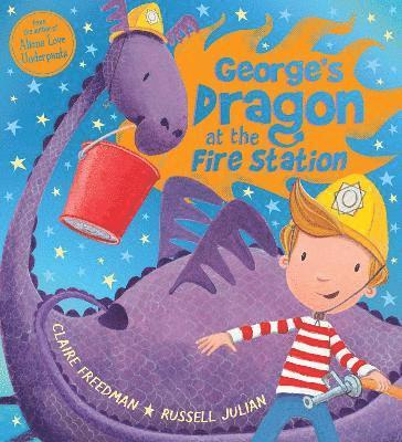 George's Dragon at the Fire Station 1