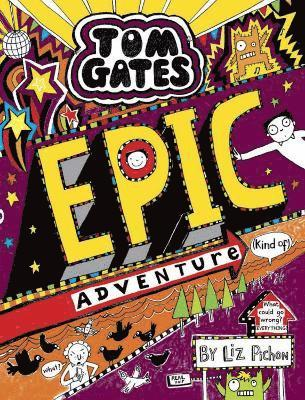 bokomslag Tom Gates: Epic Adventure (kind of)