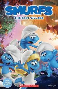 bokomslag The Smurfs: The Lost Vilage