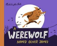 bokomslag Werewolf named oliver james