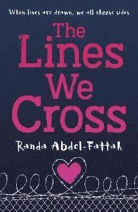 bokomslag The Lines We Cross