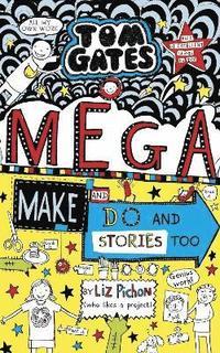 bokomslag Tom Gates: Mega Make and Do (and Stories Too!)