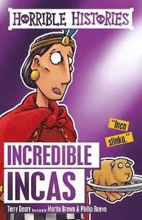 bokomslag Incredible Incas