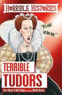 bokomslag Terrible Tudors