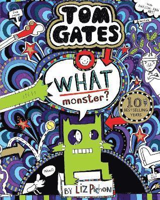bokomslag What Monster? (Tom Gates #15) (PB)