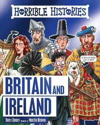 bokomslag Horrible History of Britain and Ireland