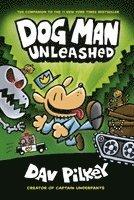 bokomslag Adventures of dog man 2: unleashed