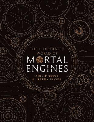 bokomslag The Illustrated World of Mortal Engines