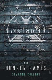 bokomslag The Hunger Games