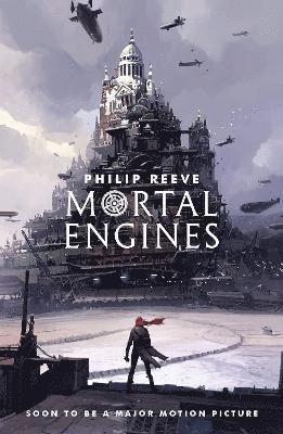 bokomslag Mortal Engines